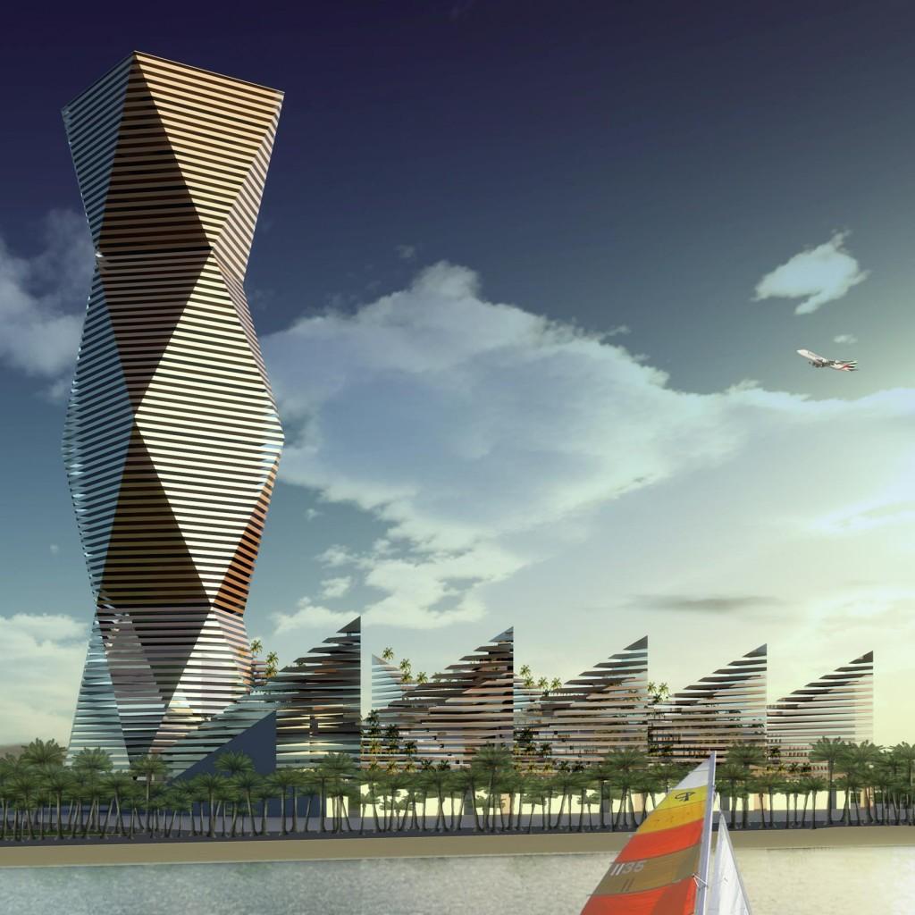 Davide macullo architects abu dhabi international for Architectural design companies in abu dhabi