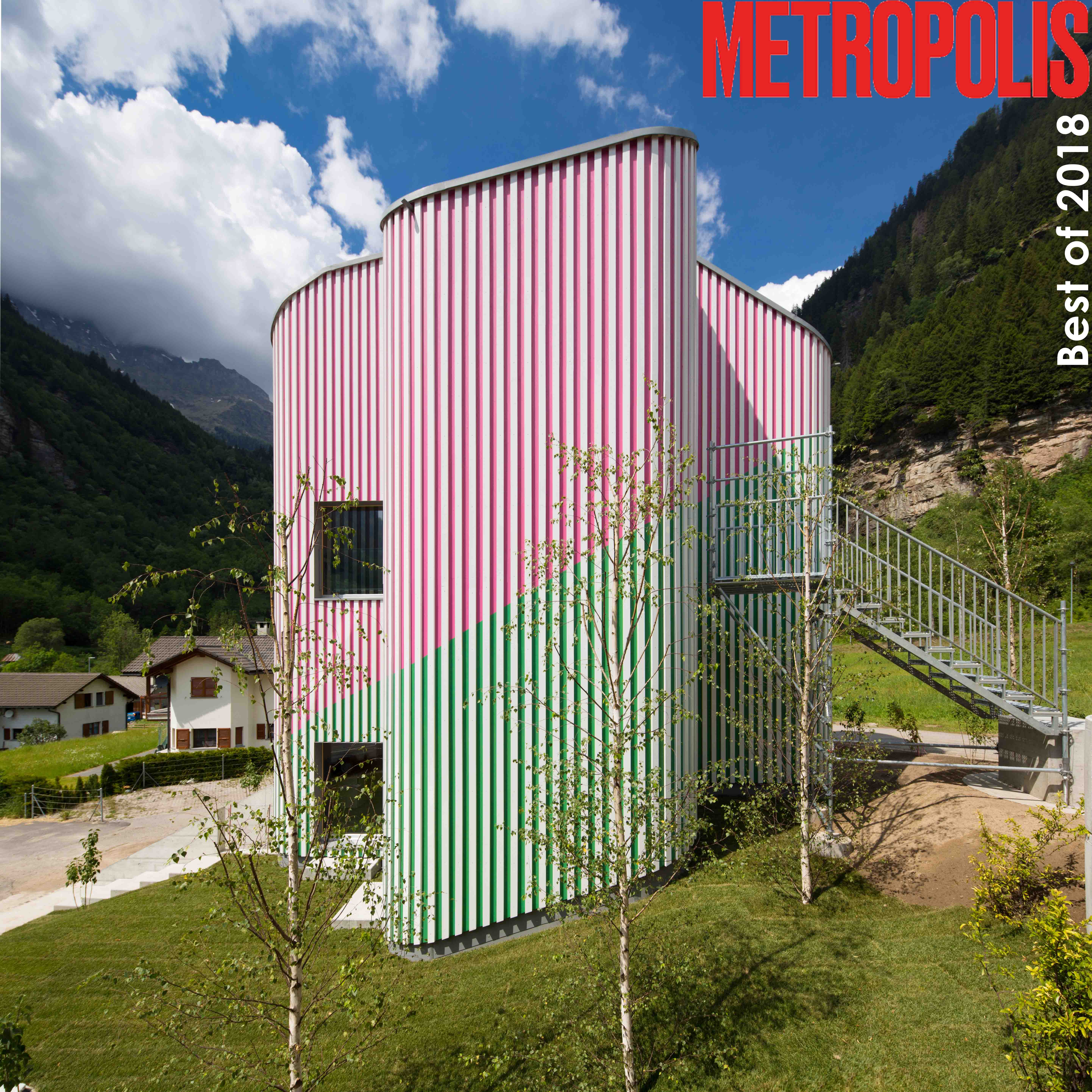 Davide Macullo Architects | 27 12 SWISSHOUSE ROSSA: SELECTED AS ONE